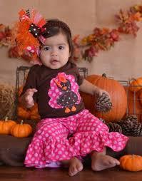 baby brown orange sparkle turkey thanksgiving bodysuit
