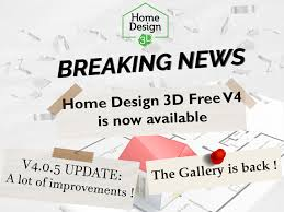 maj 4 0 5 u0026 home design 3d free edition v4 homedesign3d net
