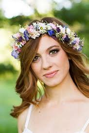 hair wreath 116 best floral hair wreaths images on floral crowns