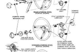 1965 chevelle steering column wiring diagram wiring diagram