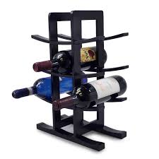 amazon com sorbus bamboo wine rack holds 12 bottles of your