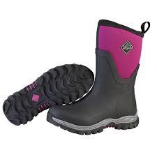 womens pink work boots australia muck boots as2m 501 arctic sport ii mid cut winter boot black