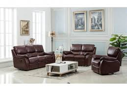 three seater recliner sofa swindon air leather 3 seater manual recliner sofa black brown