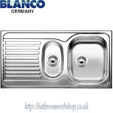 stainless steel kitchen sink sizes steel kitchen sinks blanco tipo 6s basic c stainless steel kitchen