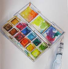 367 best watercolor palette images on pinterest watercolor