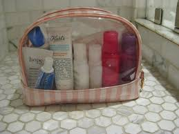 Chic Toiletries The Daily Connoisseur The Art Of The Toiletries Case