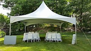 backyard tent rental backyard tent rental bridgewater