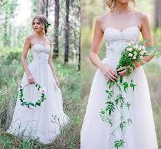 summer beach 2016 lace wedding dresses spaghetti straps tulle a