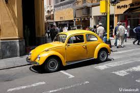 old volkswagen yellow classic volkswagen bugs in peru classiccult