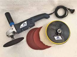 carteggiatrice per persiane utensili a 230 volt