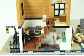 lego ideas sherlock holmes 221b baker street