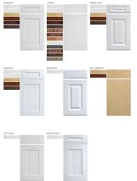 thermofoil kitchen cabinet colors terrific kitchen cabinet door styles shaker rsi pcs frameless