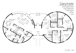 multi level house floor plans floor plans multi level dome home designs monolithic dome