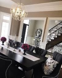 black dining room best 25 black dining room furniture ideas on pinterest black black
