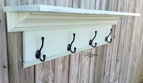 large coat rack shelf my repurposed life