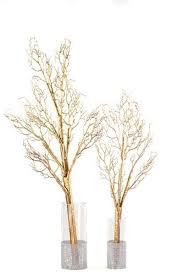 manzanita centerpieces bendable artificial manzanita branches gold small