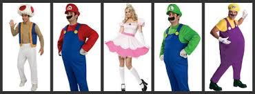 Mario Princess Peach Halloween Costume Costume Ideas Groups Halloween Costumes Blog