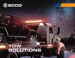 ecco led offroad lights ecco warning lights workls back up alarms camera systems