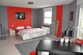 peinture chambre garcon tendance peinture coucher bleu adolescent ado pas fille idee pour garcon