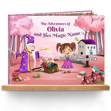 My Magic Name Personalised Story Books A Fab My Magic Name Personalised Story Books A Fab Birthday Christening