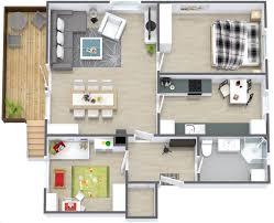 2 Bedroom Designs Bedroom Simple 2 Bedroom House Floor Plans