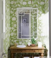 Wallpaper Design Ideas For Bedrooms Powder Room Decorating Ideas Powder Room Design And Pictures