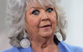 is paula deens hairstyle for thin hair the many faces of paula deen the hollywood gossip