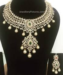 diamond sets design diamond set designs jewellery designs
