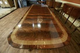 Long Dining Room Tables - Extra long dining room table sets