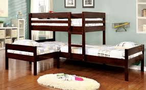 Corner Bunk Bed Ranford Decker Bunk Bed Andrew S Furniture And Mattress