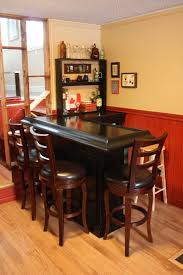 how to build a small bar how to build basement bar ideas in your