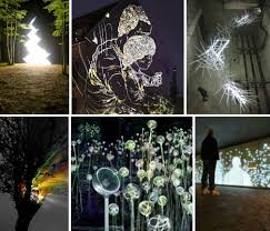 let there be light 14 illuminating installations urbanist