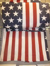 American Flag Duvet American Imperialism Næssessary Escape
