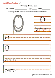 writing numbers hardware theme aussie childcare network