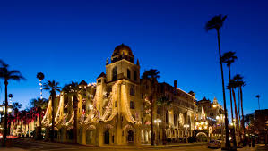 Life University Lights Festival Of Lights Riverside Ca Mission Inn Hotel And Spa