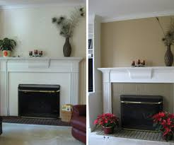 startling how to wash brick fireplace washed brick fireplace how