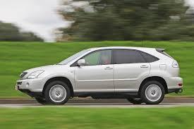 lexus suv hybrid gebraucht lexus rx 400h im gebrauchtwagen test bilder autobild de