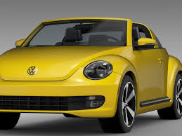 volkswagen beetle 2016 vw beetle targa 2016 by creator 3d 3docean