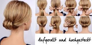 Schnelle Frisuren Lange Haare Anleitung by Schnelle Und Einfache Frisuren Für Den Alltag Selber Machen