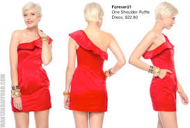 lady in red notte by marchesa vs hailey logan vs forever21 vs lulu u0027s