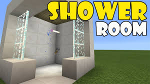 Shower Room by How To Make A Shower Room Minecraft Pe Pocket Edition Mcpe