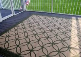 Geometric Outdoor Rug Outdoor Rugs For Decks Land Design Reference Best Outdoor Rug For