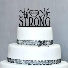wedding cake name aliexpress buy personalized wedding cake topper acrylic