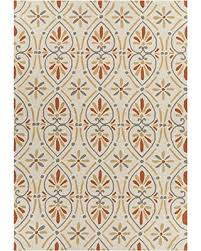 Grey And Orange Rug Bargains On Chandra Rugs Terra Area Rug 93 Inch By 126 Inch