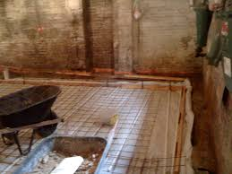 mowery marsh architects llc hoboken brownstone basement slab