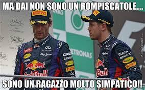 Sebastian Vettel Meme - webber and vettel meme by sebastianvettel meme center