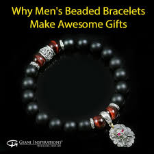 make men bracelet images Why men 39 s beaded bracelets make awesome gifts jpg