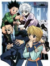hunter x hunter hunter x hunter togashi yoshihiro image 70689 zerochan