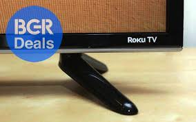 black friday tv deal amazon everyone u0027s favorite roku tv is insanely cheap today only for black