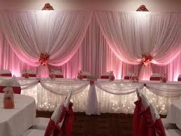 backdrop head tables sultana u0027s wedding decor weddings by
